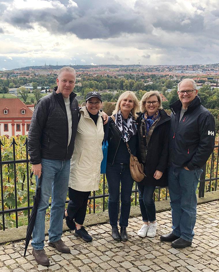 Have fun in a wine tour in Prague